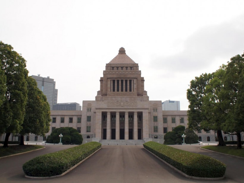 National Diet Building (JAPAN) - 07